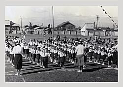 昭和30年頃の幼稚園の様子4